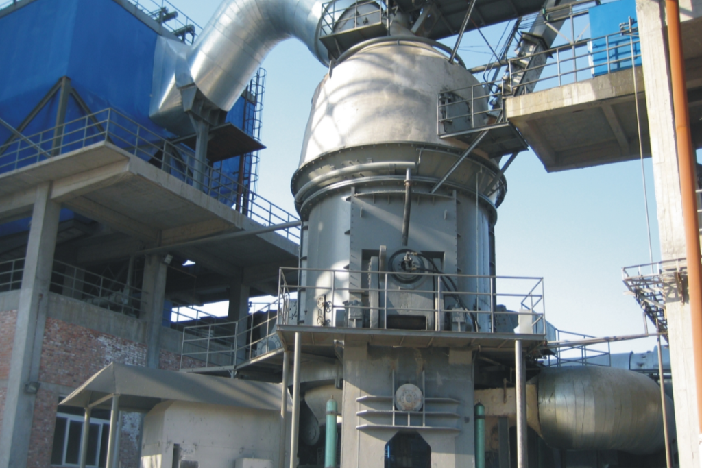 Vertical Roller Mill Northern Heavy Industries Group Co